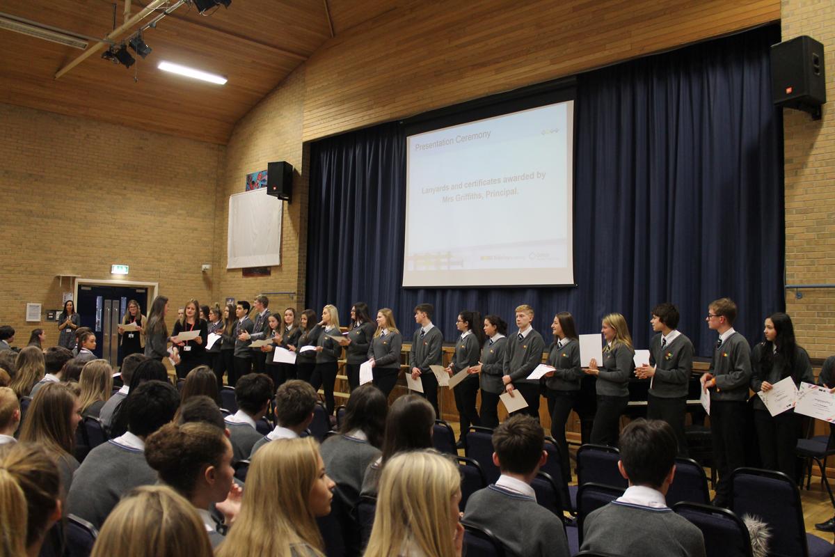 Prefect Ceremony The Morley Academy