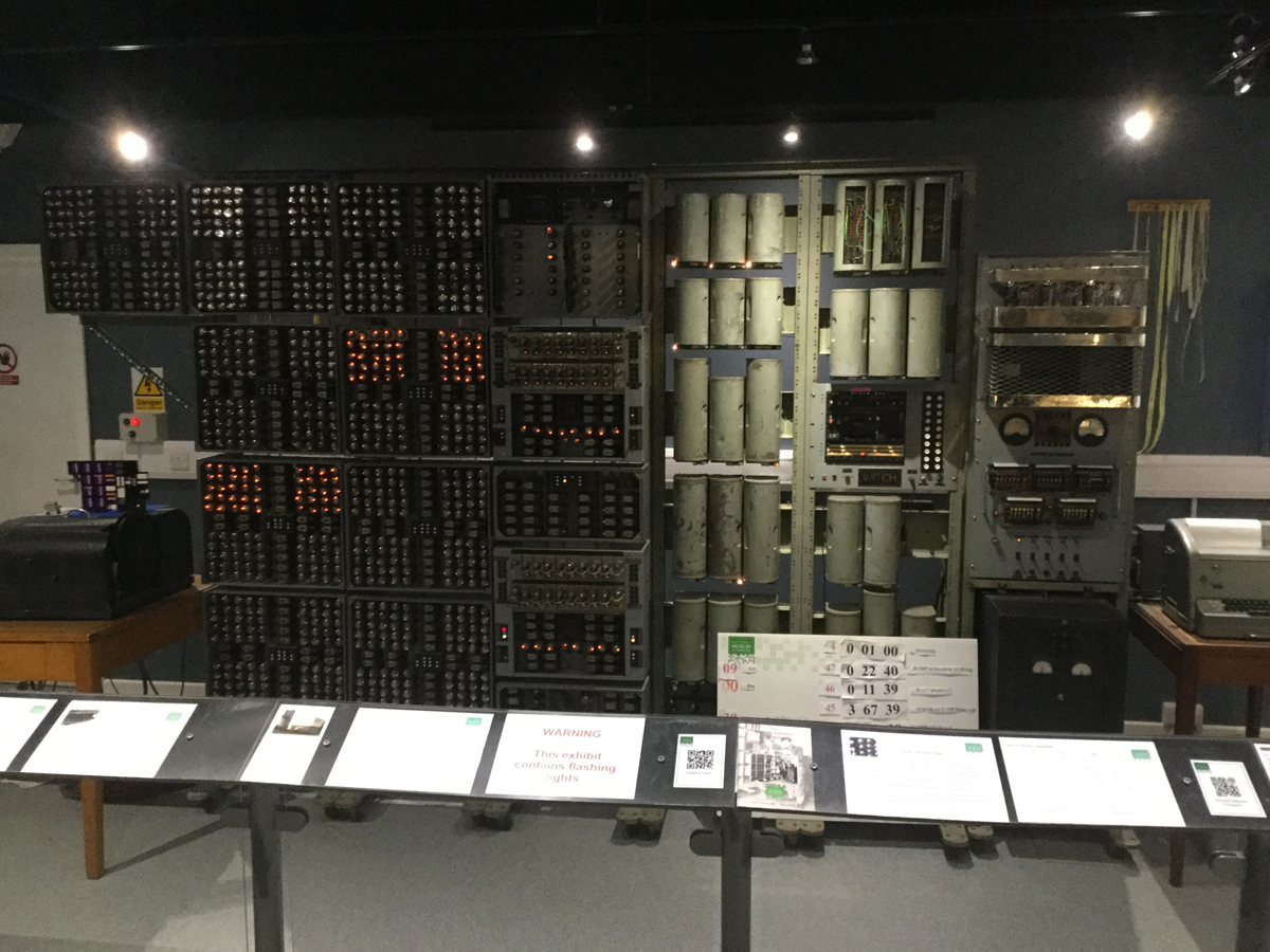 The National Museum Of Computing Tnmoc The Morley Academy